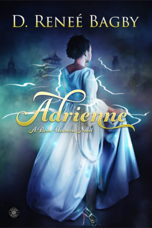 Cover: Adrienne by D. Renee Bagby