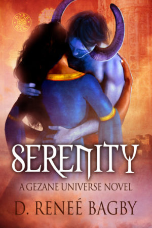 Cover: Serenity by D. Renee Bagby